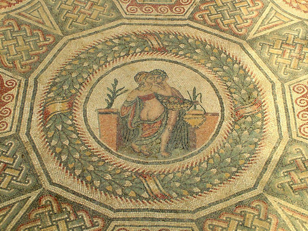 Villa Romana del Casale, Sicily, Italy