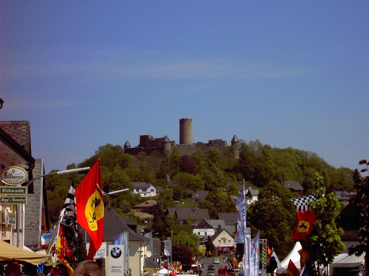 Nurburg Castle, Germany