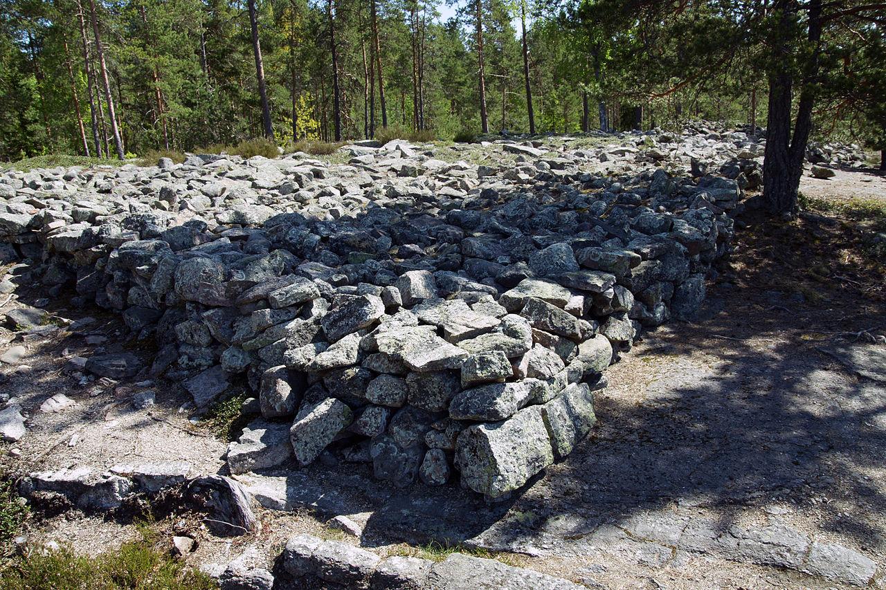 Sammallahdenmäki, Lappi, Finland
