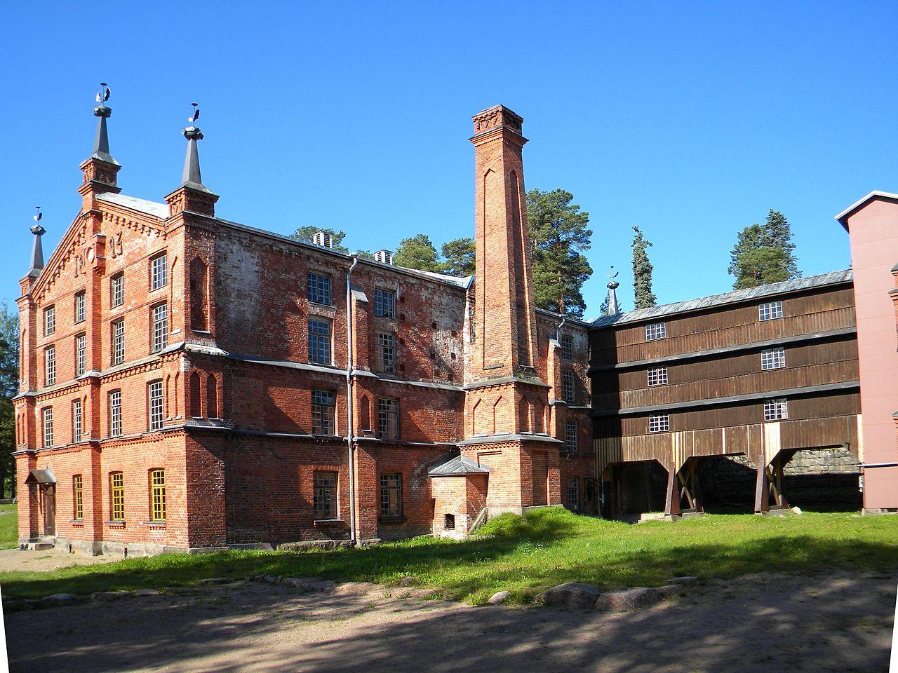 Verla Mill, Jaala, Finland