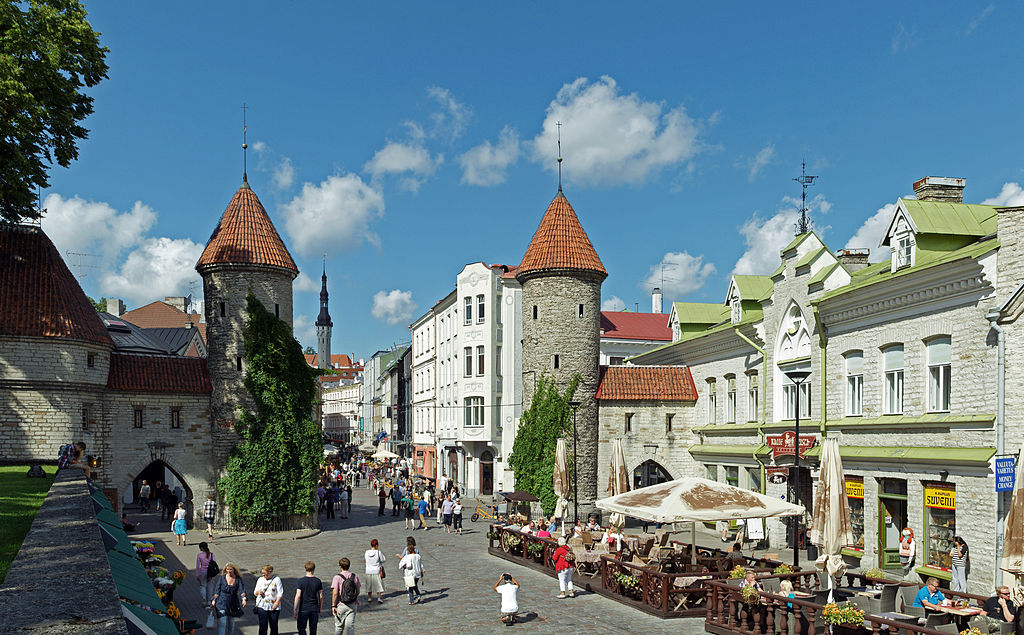 Historic Centre, Tallinn, Estonia