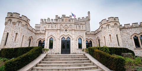 Day 3 – Château d'Hardelot, Nord-Pas-de-Calais