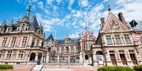 Day 9 – Visited the Palais Bénédictine, Fécamp, Normandy, France