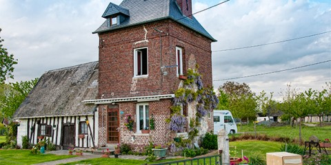 Day 10 – Farm Stay at Ferme Vautier, Heurteauville