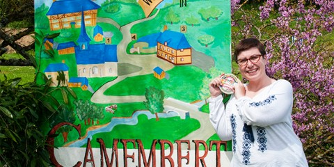 Day 12 – Visit to Camembert