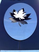 Canadian memorial in Dieppe.