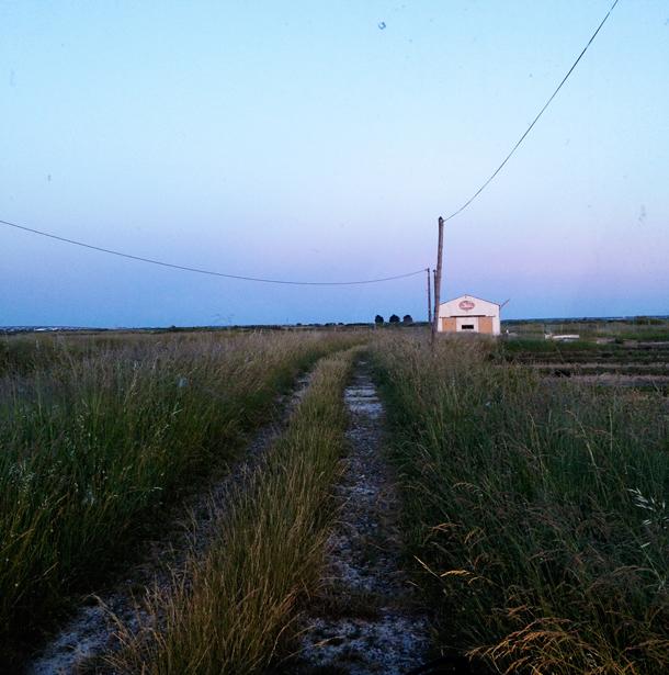 Boondocking in the Salt Flats, Ile Oleron