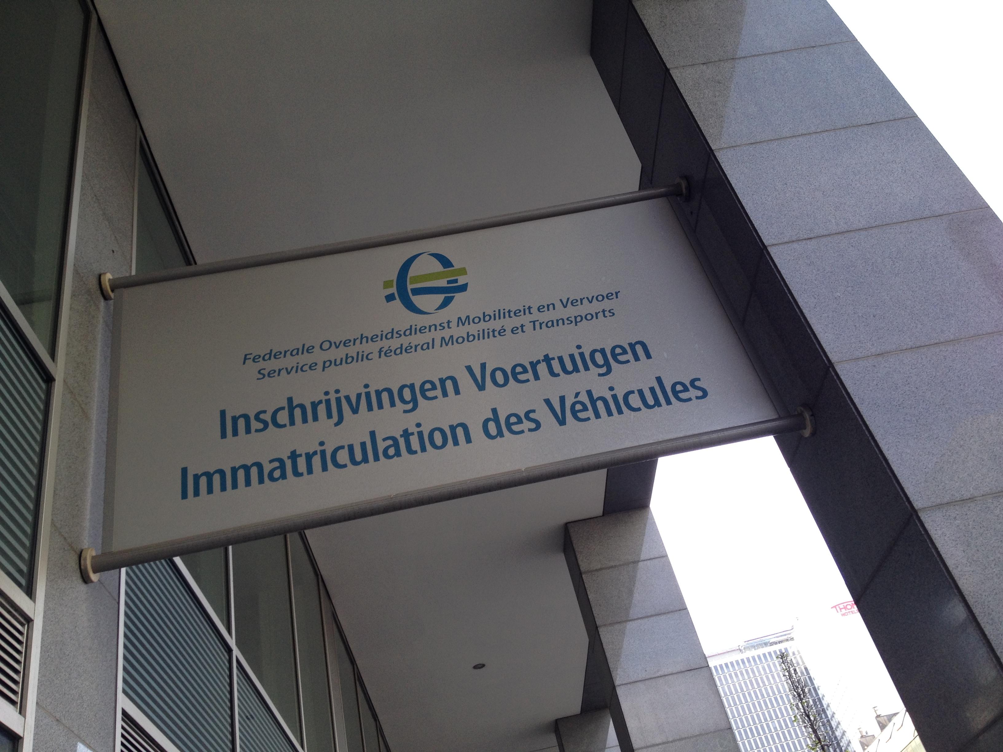 Belgian Motor Vehicle Registry