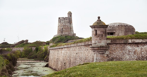 Day 15 – Visit to Vauban's tower in Saint-Vaast-la-Hougue, Normandy