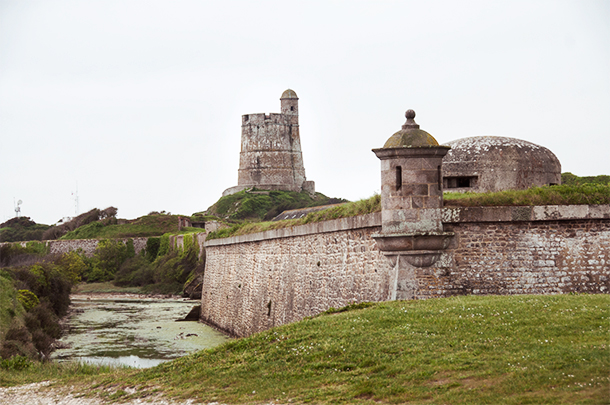 Vauban Fort, Saint-Vaast-la-Hougue