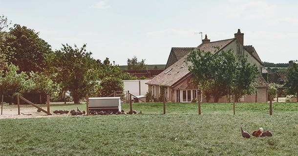 Day 16 – Farm Stay – La Matairie, Villaines La Carelle, Normandy