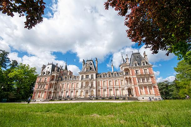 Chateau de Charbonniere, Orleans, France