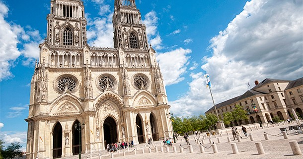 Day 22 – Guided tour of Orleans, Centre, France