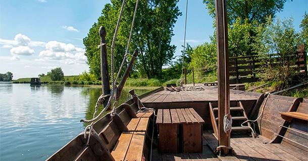Day 23 – Boat tour with Passeurs de Loire, Sigloy, France