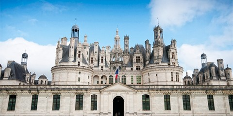 Day 24 – Visit to Chateau de Chambord, Cheverny, France
