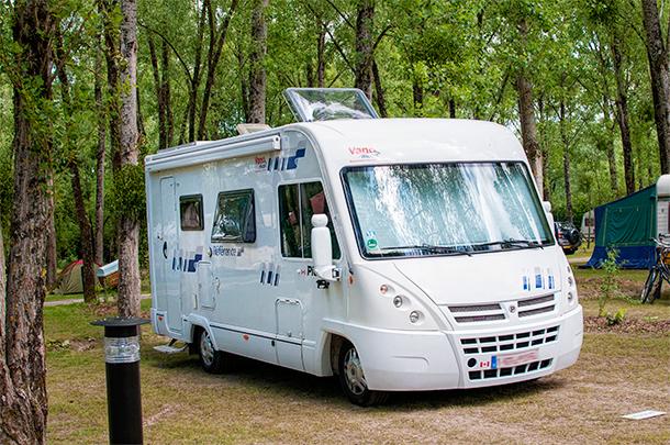 Camping Les Saules, Cheverny
