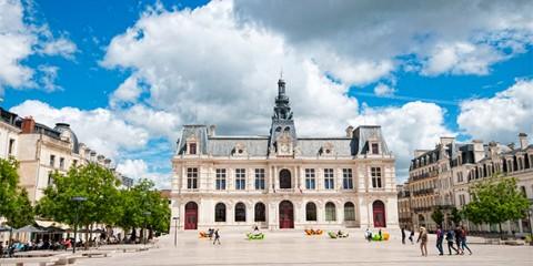 Day 26 – Guided Tour of Poiters, Poitou-Charentes, France