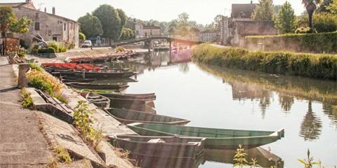 Day 28 – Tour of the Marais Poitevin with Embarcadere Prada, Poitou-Charentes
