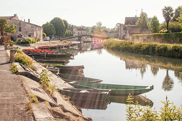 Exploring the Marais Poitevin with Embarcadere Prada