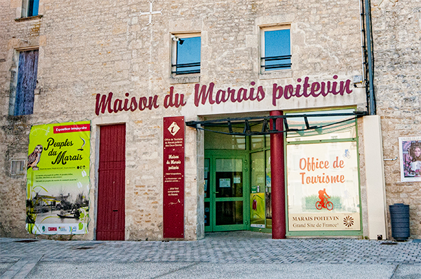 Visit to the Maison du Marais Poitevin, Coulon, France