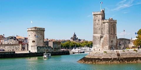 Day 28 – Guided Tour of La Rochelle, Poitou-Charentes, France