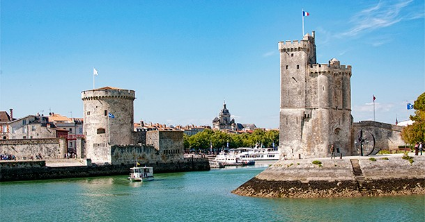 Day 28 – Guided Tour of La Rochelle, Poitou-Charentes, France