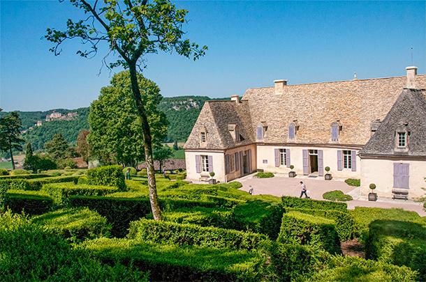 Visit les Jardins de Marqueyssac, Vézac, France