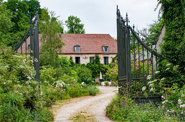 Au Jardins des Thevenents, B&B, in Auvergne, France