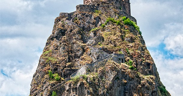 Day 50 – Visit the Chapel of Saint Michel d'Aighuilhe, Puy-en-Velay, France