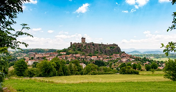 Day 50 – Visit the Fortresse de Polignac, Auvergne, France