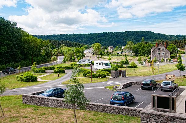 Neussargues-Moissac, France