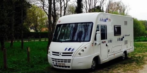 Day 3-4 – Camping Les Cytises, Nord-Pas-de-Calais, France
