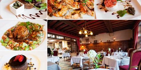 Day 23 – Restaurant Les Trois Merchands, Cour-Cheverny