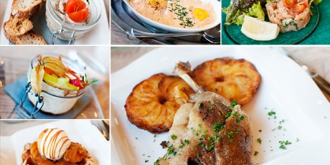 Day 24 – Restaurant L'Embarcadère, Blois, France