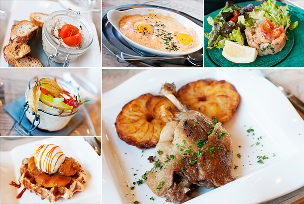Restaurant L'Embarcadère, Blois
