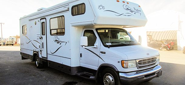Starting a New Full-Time Motorhome Adventure in Canada